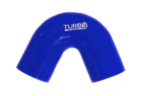 Kolanko 135st TurboWorks Blue 60mm - GRUBYGARAGE - Sklep Tuningowy
